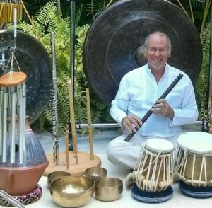 Sound Healing Meditation with Yogi/Musician Richard Brookens