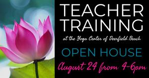 Open House - 200-Hour Yoga Teacher Training