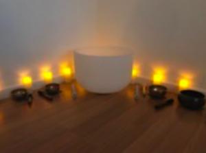 Crystal Singing Bowl Guided Meditation